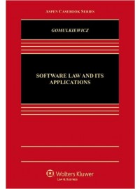 Software Law and Its Applications (Aspen Casebook)