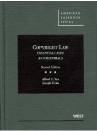 Copyright Law, Essential Cases and Materials 2d (American Casebooks)